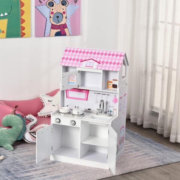 Cozinha infantil e Casa de bonecas