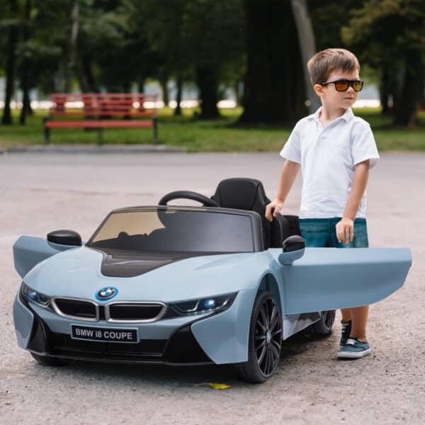 Carro elétrico BMW I8