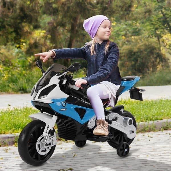 Mota Eléctrica Infantil BMW