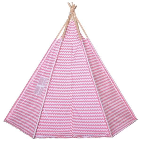 Tenda Tipi Rosa