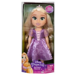 RAPUNZEL - Princesas Disney