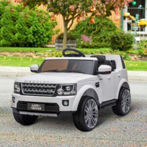 Land Rover Elétrico para Crianças