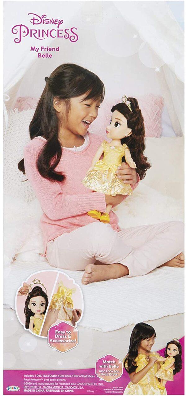Belle (Bela e o Monstro) - Princesas Disney