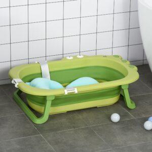 Banheira Verde para Bebé