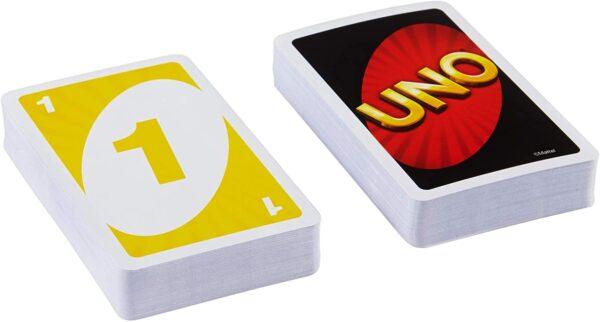 UNO - Jogo de Cartas da Mattel